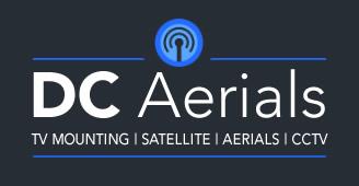 DC Aerials logo